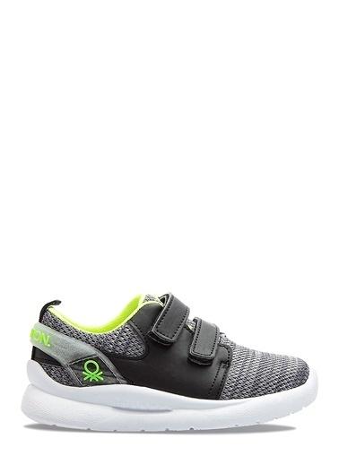 Benetton Bn30002 Çocuk Spor Ayakkabı Siyah